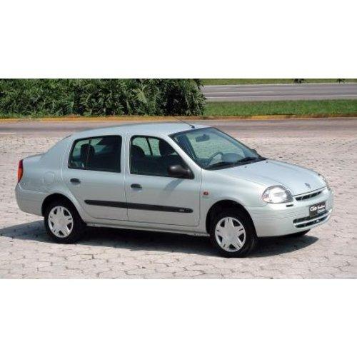 Dakdragers Renault Clio Sedan
