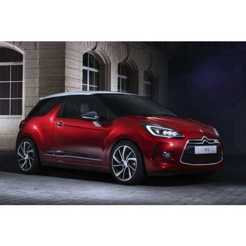 Citroen DS3 CarBags reistassenset