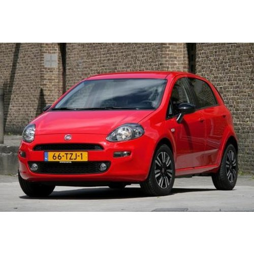 Fiat Punto CarBags reistassenset