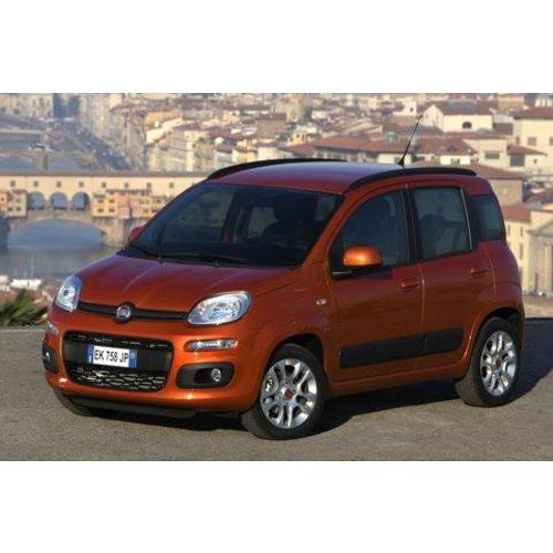 Dakdragers Fiat Panda