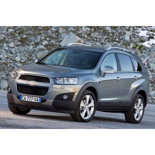 Dakdragers Chevrolet Captiva