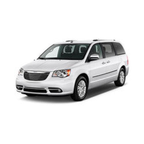 Dakdragers Chrysler Voyager