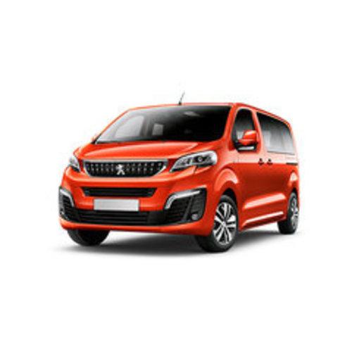 Dakdragers Peugeot Traveller