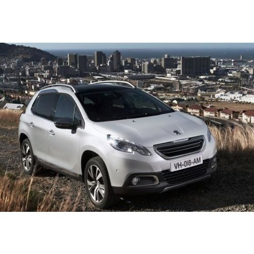 Dakdragers Peugeot 2008 bouwjaar 2013 t/m 2019