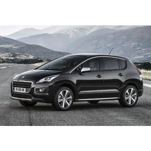Dakdragers Peugeot 3008 bouwjaar 2009 t/m 2017