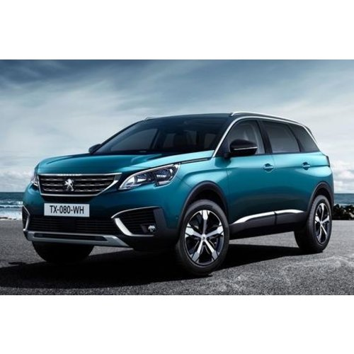 Dakdragers Peugeot 5008 bouwjaar 2017 t/m heden