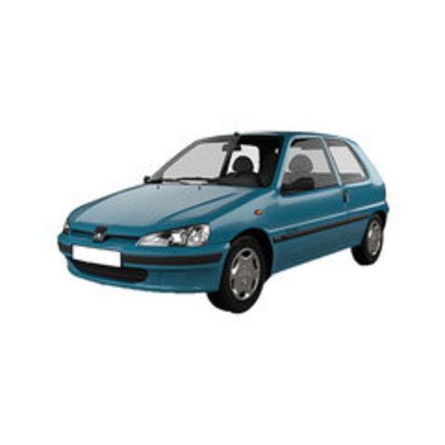 Dakdragers Peugeot 106