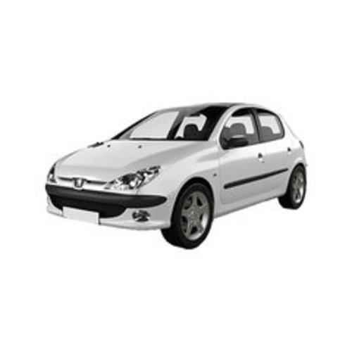 Dakdragers Peugeot 206