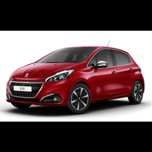 Dakdragers Peugeot 208 bouwjaar 2012 t/m 2019