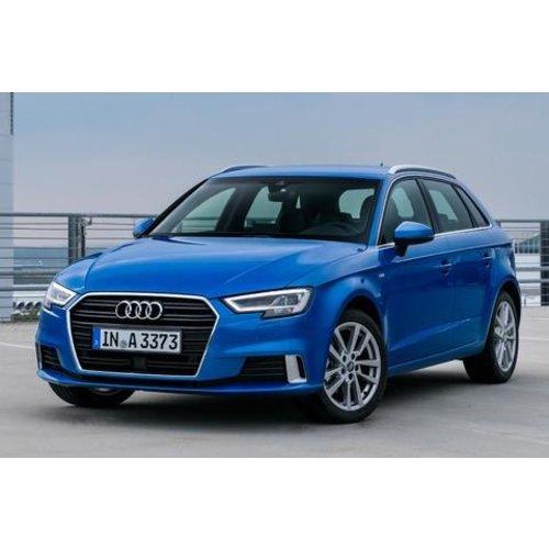 Dakdragers Audi A3 SportBack bouwjaar 2013 t/m 2020