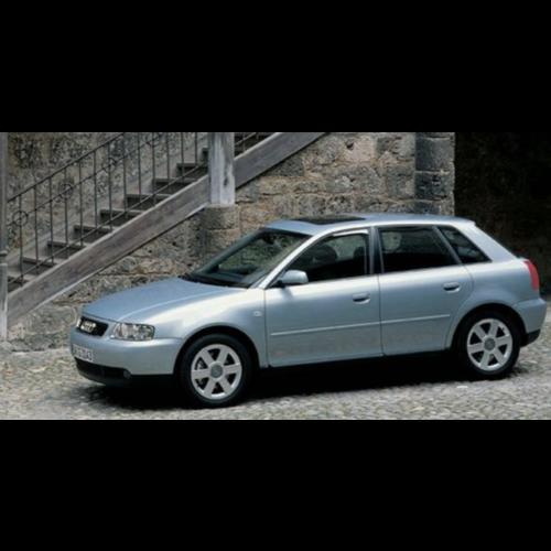 Dakdragers Audi A3 | 5 deurs bouwjaar 1996 t/m 2003