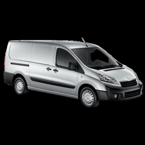 Dakdragers Peugeot Expert bouwjaar 1995 t/m 2016