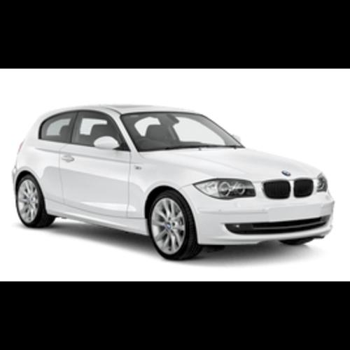 Dakdragers BMW 1 serie | bouwjaar 2003 t/m 2011