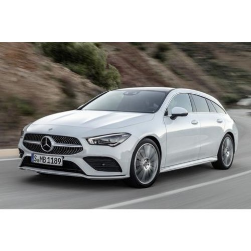 Dakdragers Mercedes CLA