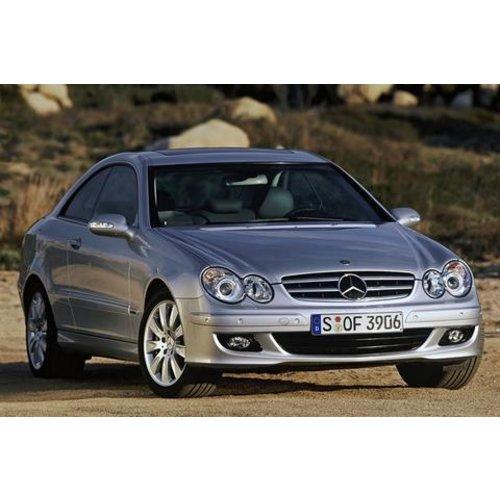 Dakdragers Mercedes CLK