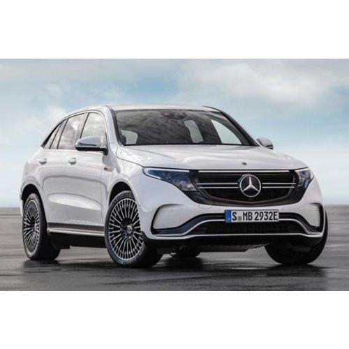 Dakdragers Mercedes EQC