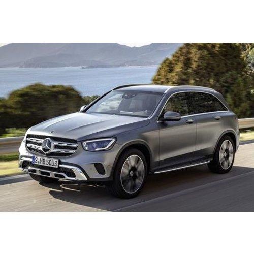 Dakdragers Mercedes GLC