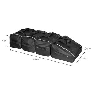 CarBags CarBags dakkoffer tassenset | set van 4