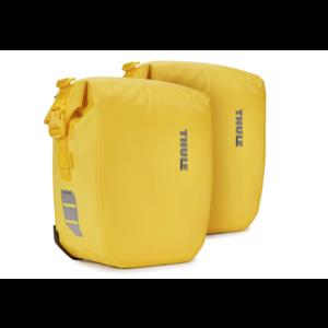 Thule Shield Pannier   13 liter   geel   Thule fietstassen