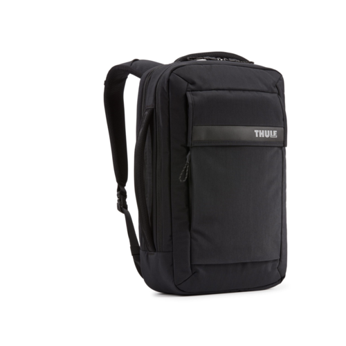 Thule Paramount Convertible   16 liter   Zwart   Thule Laptop rugzak