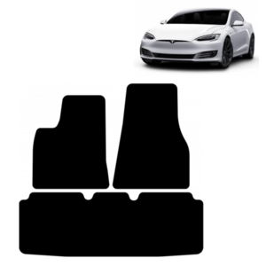 Naaldvilt automatten Tesla Model S bouwjaar 2016 t/m heden