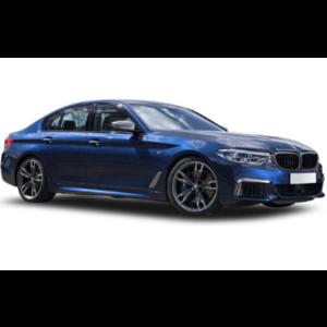 Carshades BMW 5 serie | sedan | bouwjaar 2017 t/m heden | CarShades