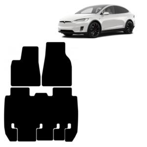 Naaldvilt automatten Tesla Model X bouwjaar 2016 t/m heden