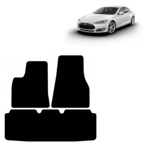 Naaldvilt automatten Tesla Model S bouwjaar 2013 t/m 2016