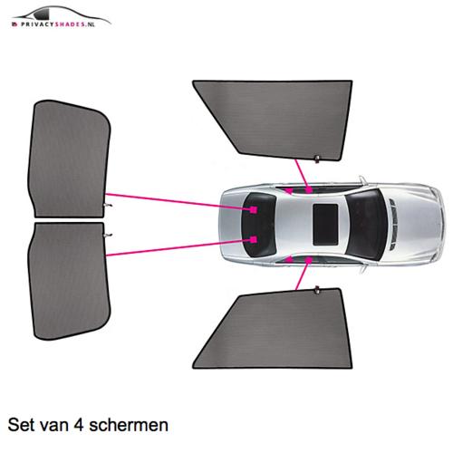 Carshades Audi A1 | 3 deurs | bouwjaar 2010 t/m 2018 | CarShades