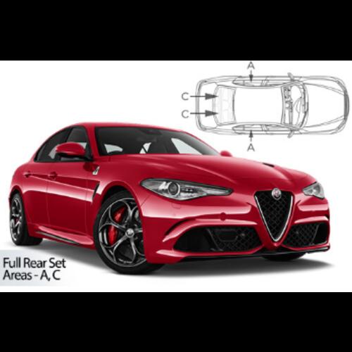 Carshades CarShades Alfa Romeo Giulia bouwjaar 2015 t/m heden