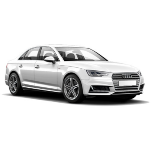 Carshades Audi A4 | sedan | bouwjaar 2016 t/m heden | CarShades