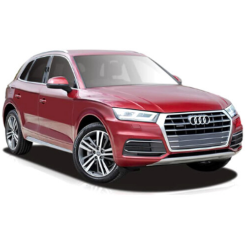 Carshades Audi Q5   bouwjaar 2017 t/m heden   CarShades