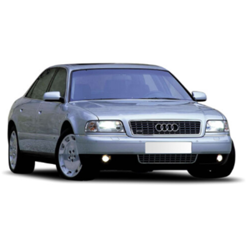Carshades Audi A8 | sedan | bouwjaar 1994 t/m 2002 | CarShades