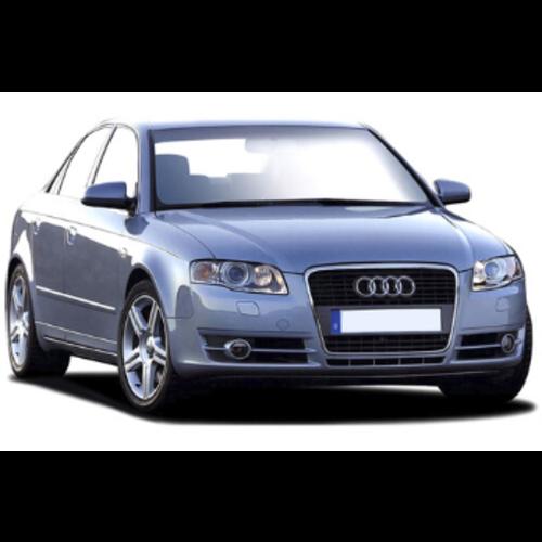 Carshades Audi A4   sedan   bouwjaar 2001 t/m 2008   CarShades