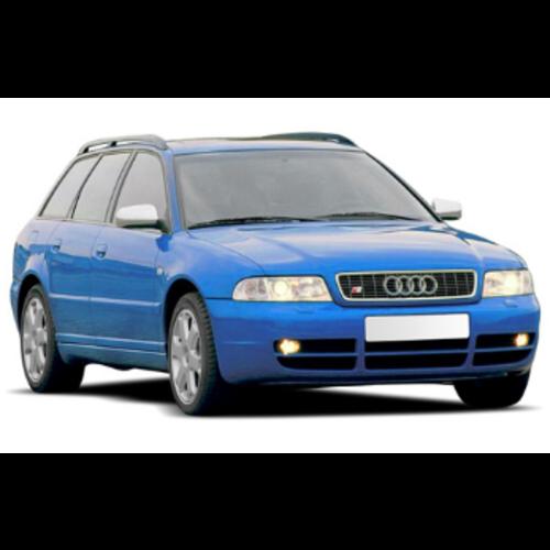 Carshades Audi A4   avant   bouwjaar 1996 t/m 2001   CarShades