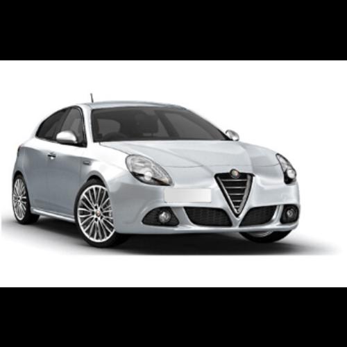 Carshades Alfa Romeo Giulietta | bouwjaar 2010 t/m heden | CarShades