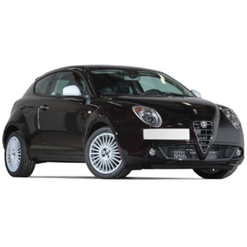 Carshades CarShades Alfa Romeo Mito bouwjaar 2008 t/m 2016