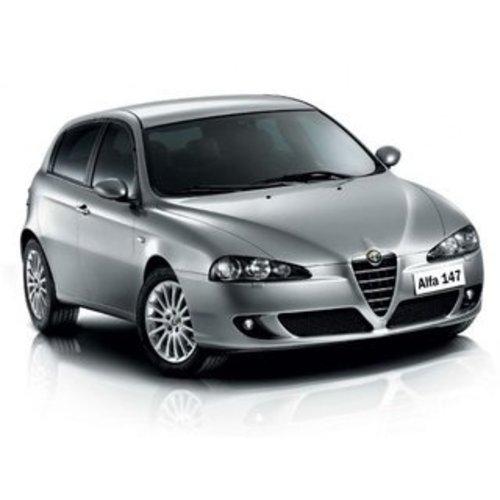 Zonneschermen voor de Alfa Romeo 147