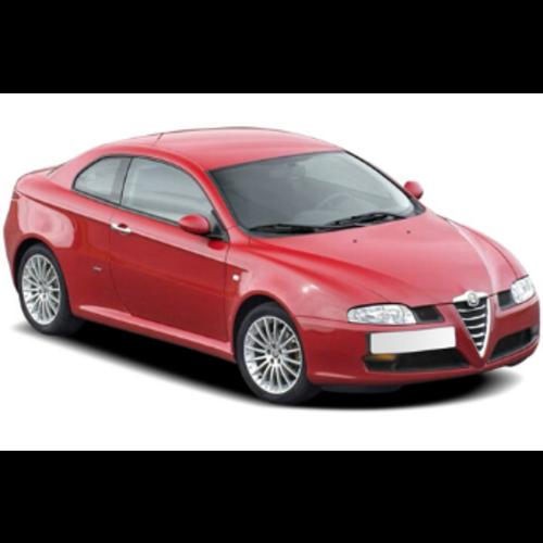 Zonneschermen voor de Alfa Romeo GT