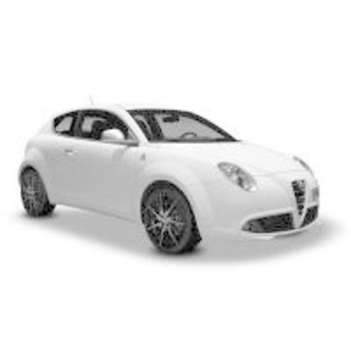 Zonneschermen voor de Alfa Romeo Mito