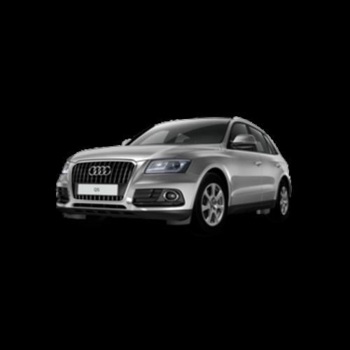 Zonneschermen voor de Audi Q5