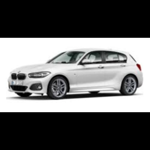Zonneschermen voor de BMW 1 Serie