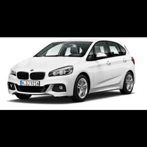 Zonneschermen voor de BMW 2 Serie