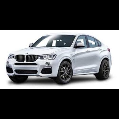Zonneschermen BMW X3