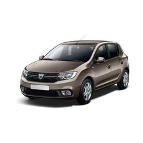 Zonneschermen voor de Dacia Sandero