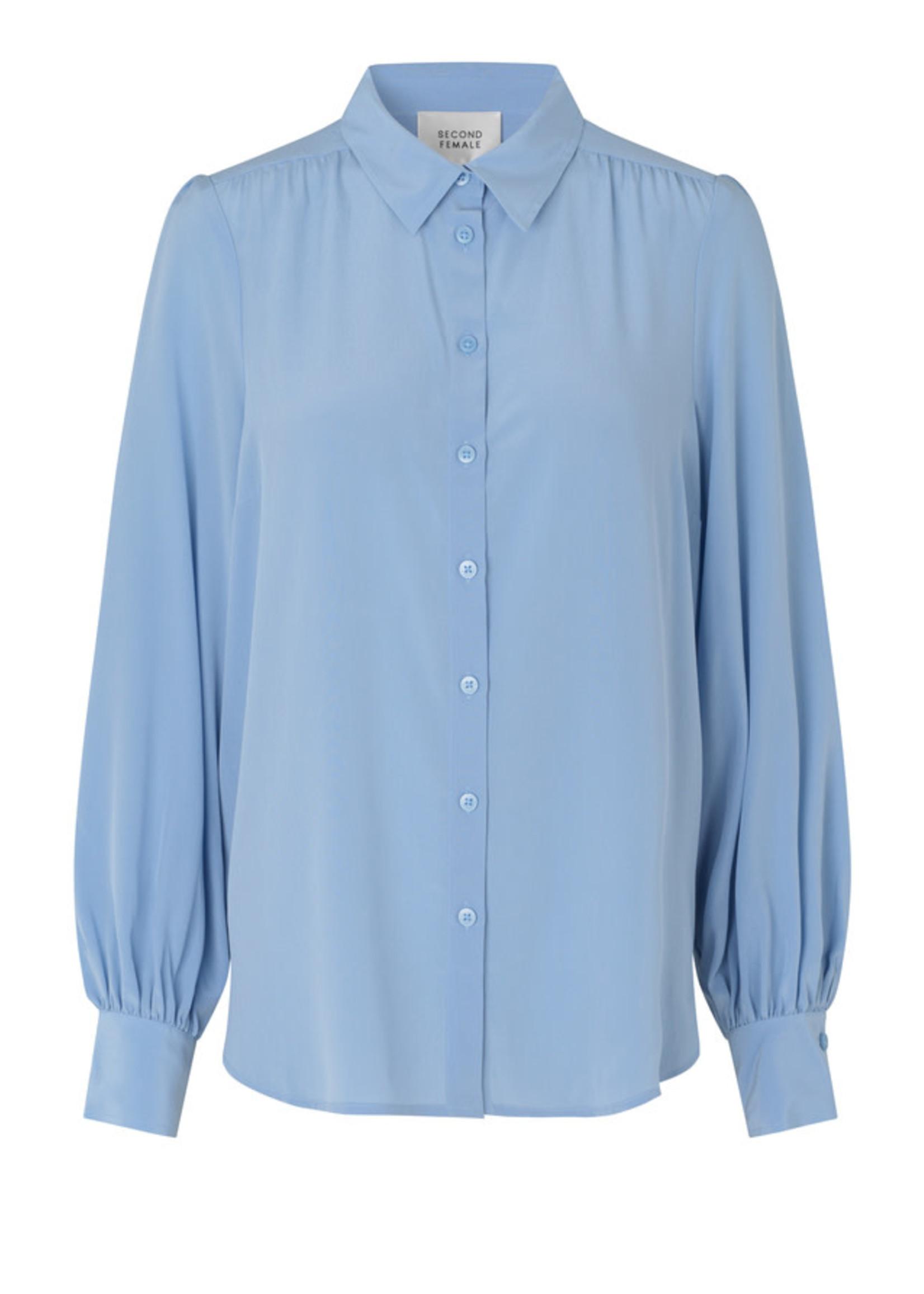 Thorina Shirt Brunnera Blue
