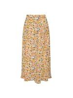 15016 Skirt bouquet print