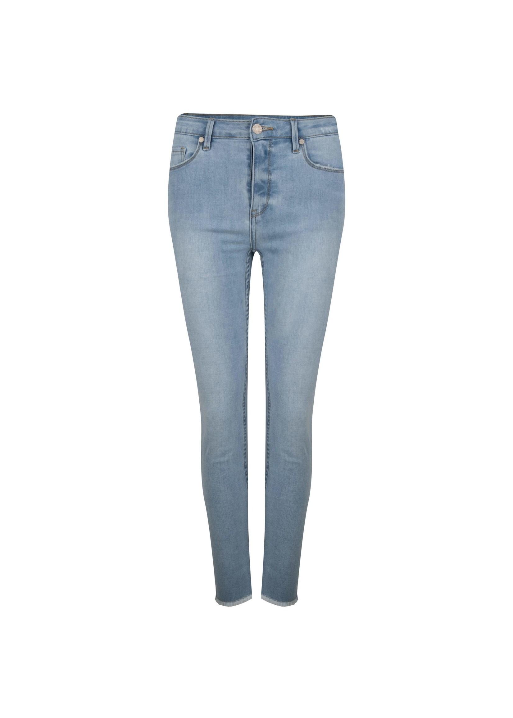 HS21.12200 Trousers jeans pocket blue