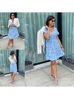 HS21.16220 Dress wide summer shadow Print