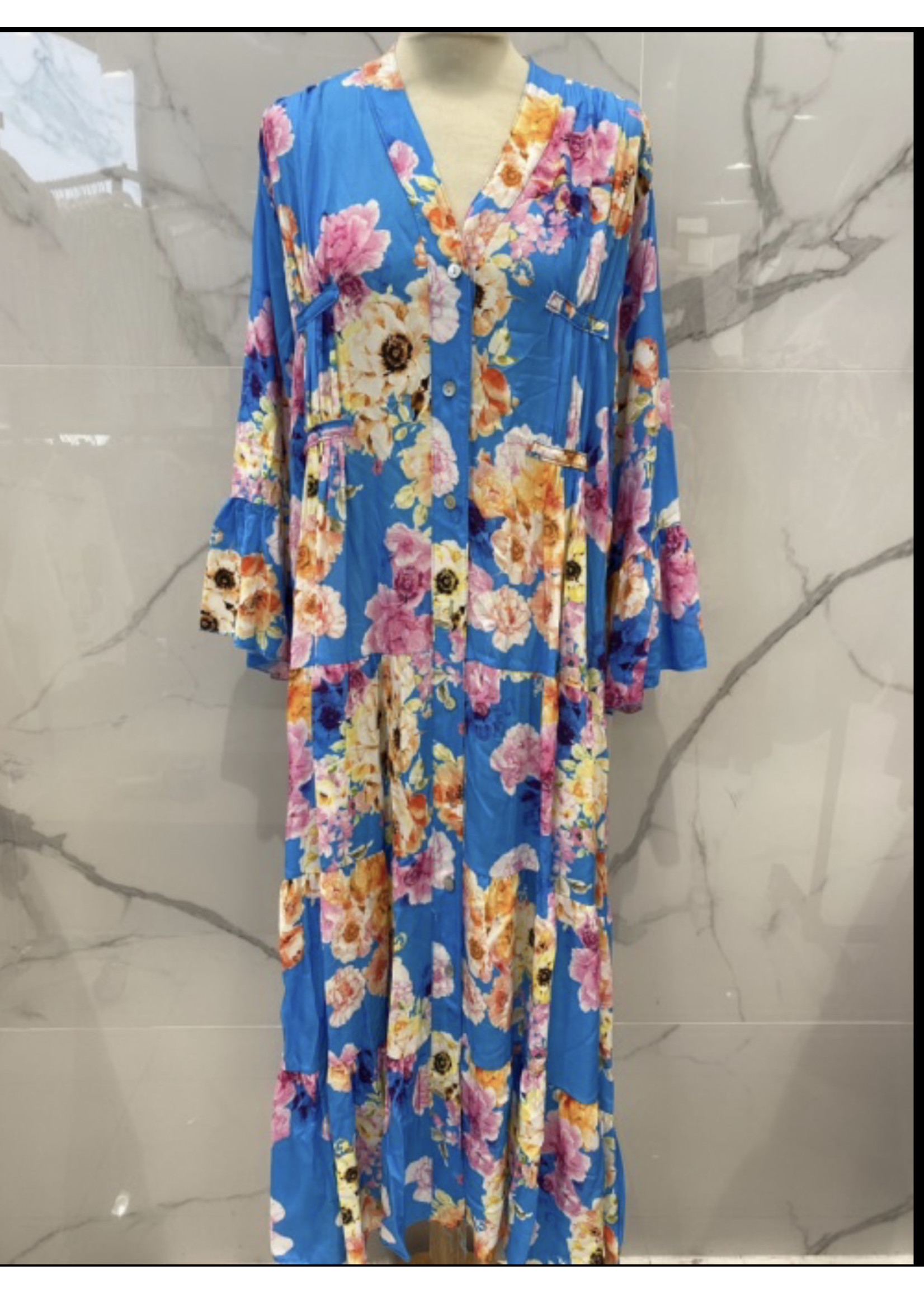 Maxi dress fleur